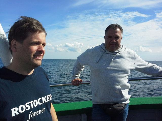 Niels und Marco