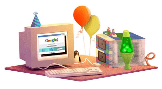 Google 17. Geburtstag (2015)
