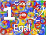 Google Index: 1 oder 2 (?)