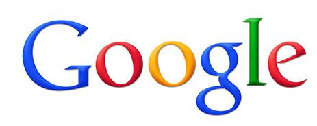 Google Logo 2010 - 2013