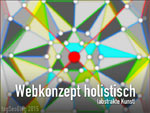 Holistisches Website-Konzept