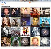 Bing Startseite neu