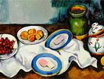 Paul Cézanne Doodle