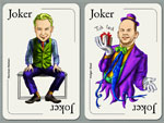 Seo-Spielkarten Joker