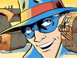 Google Doodle zu Ehren von Will Eisner