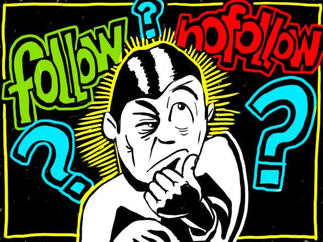 Follow oder nofollow auf eigene Websites?