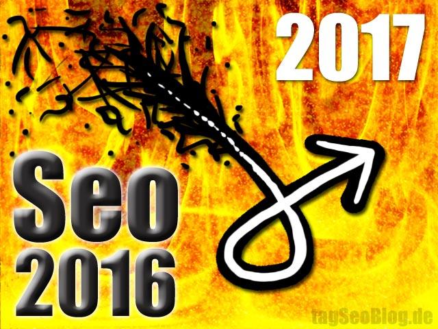 Seo Rückblick 2016 - Ausblick 2017
