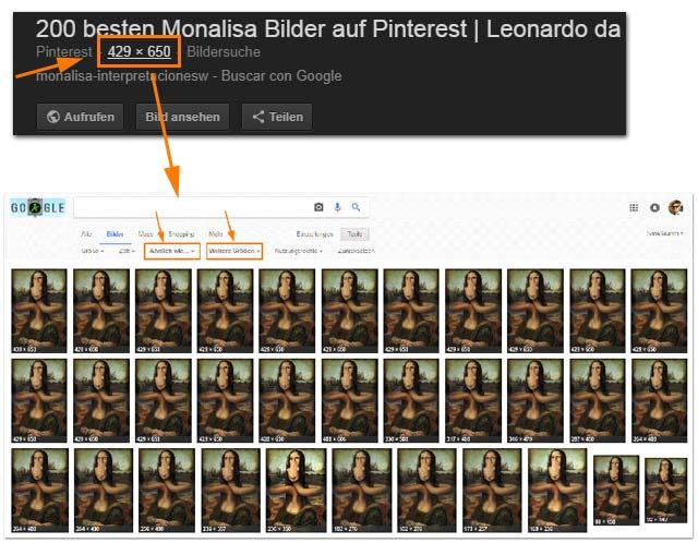 Duplicate Content: positiver Rankingfaktor bei Bilder