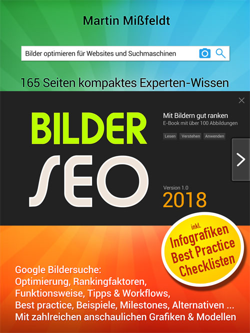 Bilder SEO Ebook