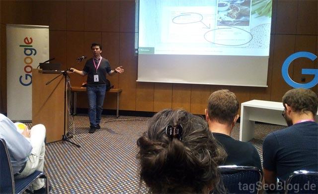 CEPIC-Konferenz 2018 in Berlin: Gary Illyes über die Google Bildersuche