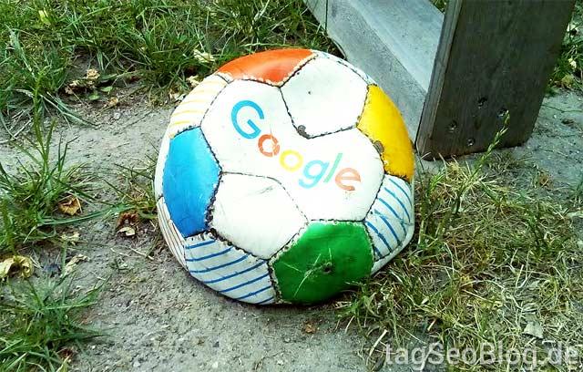 Google Ball für Bildersuche-Frage - leider schonwieder kaputt ...