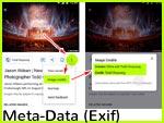 Google Images Meta-Data