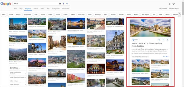 Google Images: Design-Änderungen (Preview)