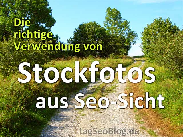 Stockfotos aus Seo-Sicht