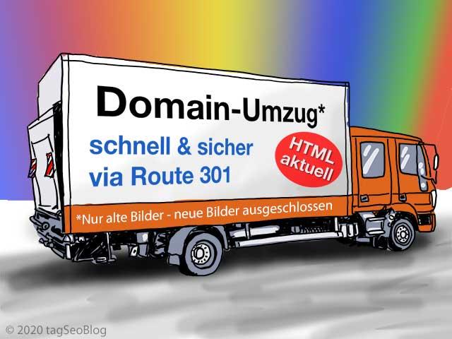Domain-Umzug: Bilder per 301 weiterleten? Nicht immer ...
