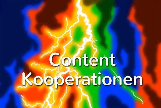 Content Kooperationen auf Subdomains/Verzeichnissen