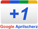 Aprilscherz: +1 Button