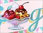 Eisbecher Google-Doodle