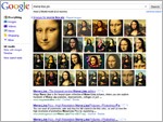 Bilder in der Google Universal search
