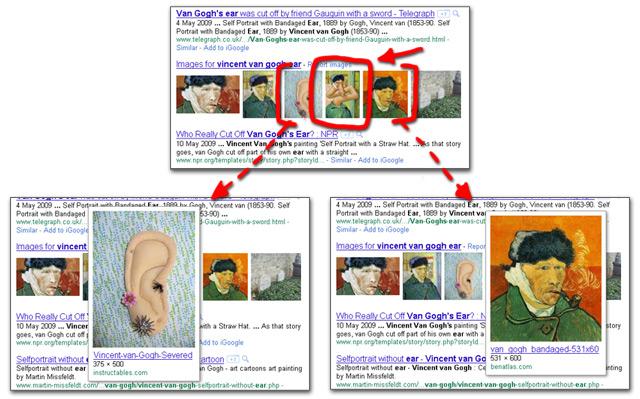 Neue Universal-Search Bilder: Hochformate im Nachteil