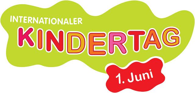 Internationaler Kindertag Logo