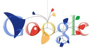 Alexander Calder Doode chars
