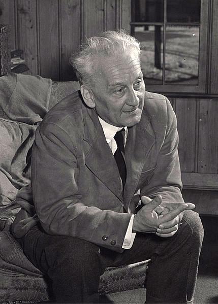 Albert Szent Györgyi Foto