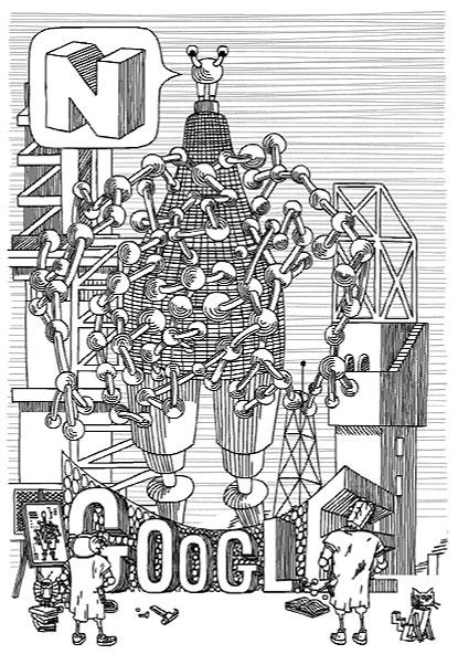 Stanislaw Lem Doodle - Die Alleskönner-Maschine