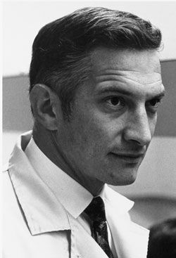 Robert Noyce Portrait