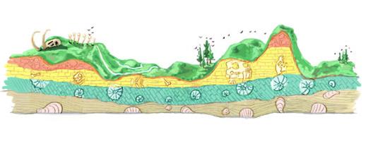Das Steno-Doodle, bevor die Google-Designer es ausgegraben haben ...