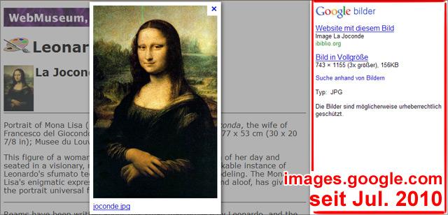 images.google.com -> internationale Darstellung eines Bildergebnisses