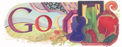 Doodle International Women's Day 2011